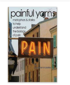 Painful Yarns Book Cover